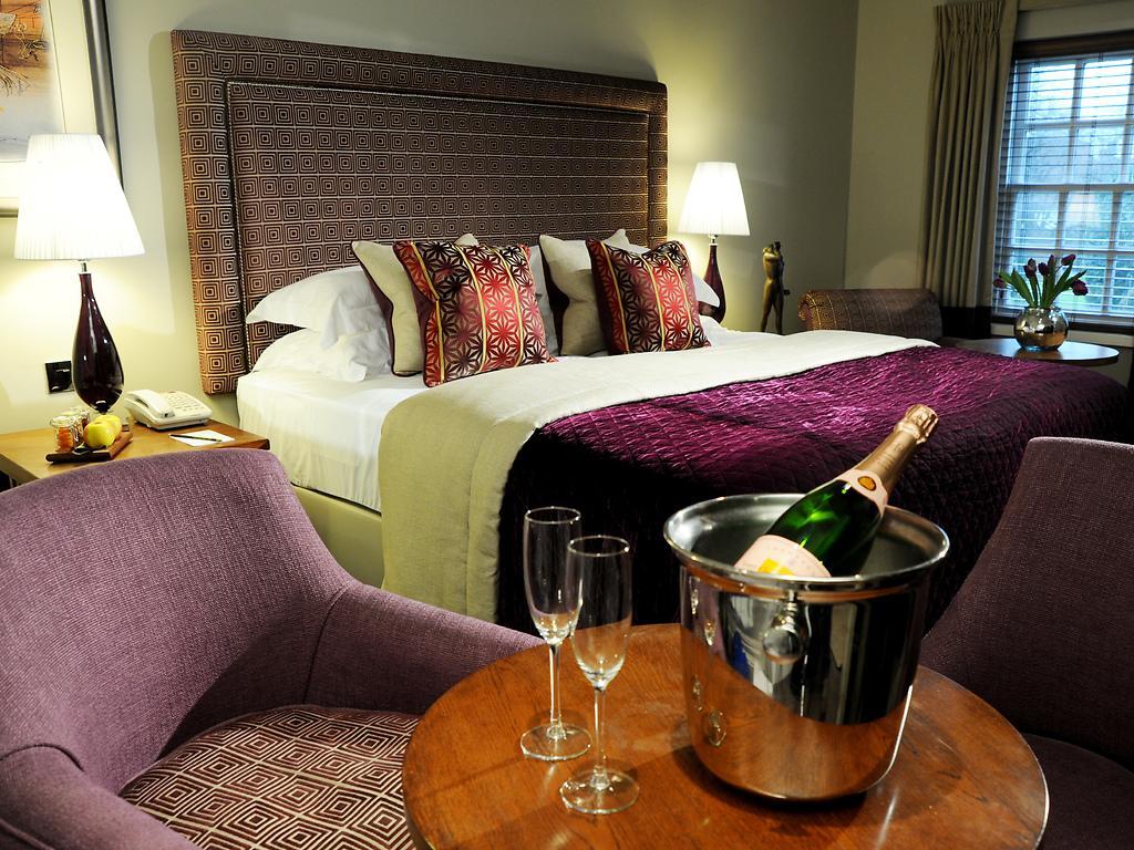 Deluxe room, The Arden Hotel