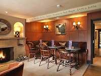 Bear Bar restaurant, The Bear of Rodborough