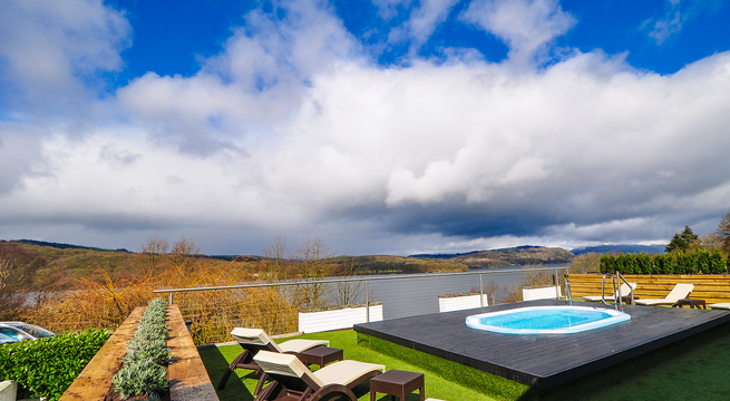 Lakeview Spa spa, The Beech Hill Hotel
