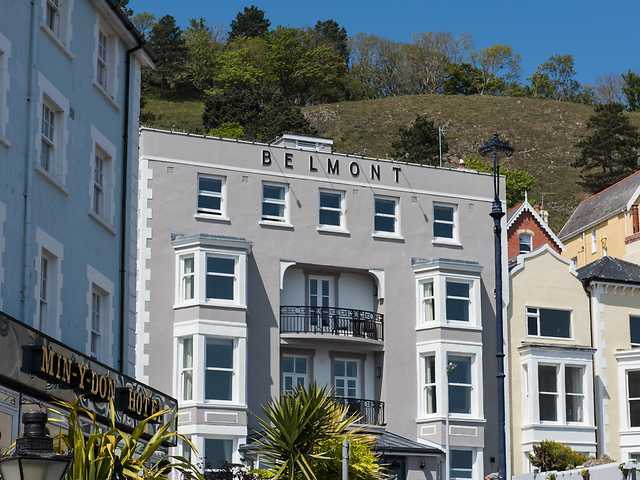 The Belmont Hotel