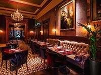 The Restaurant at The Bonham restaurant, The Bonham Hotel