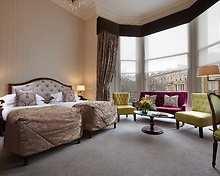 Superior room, The Bonham Hotel