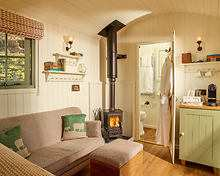 Hilly Hut room, The Fish Hotel