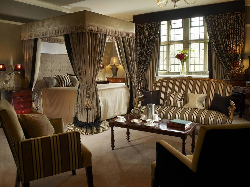 Feature Suite room, The Greenway Hotel & Spa