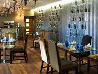 Orchard Brasserie restaurant, The Greenway Hotel & Spa