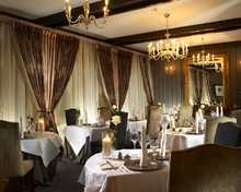 Garden Restaurant restaurant, The Greenway Hotel & Spa