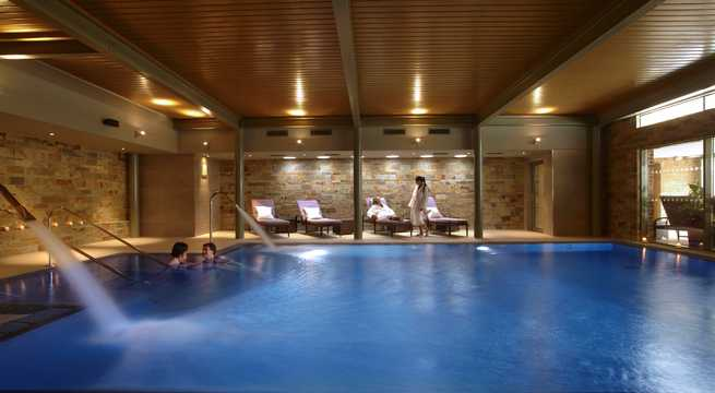 The Elan Spa at The Greenway spa, The Greenway Hotel & Spa