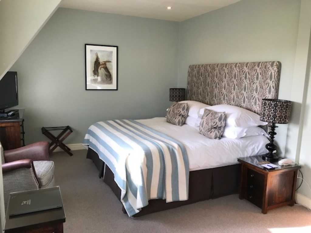 Good Double room, The Hare and Hounds