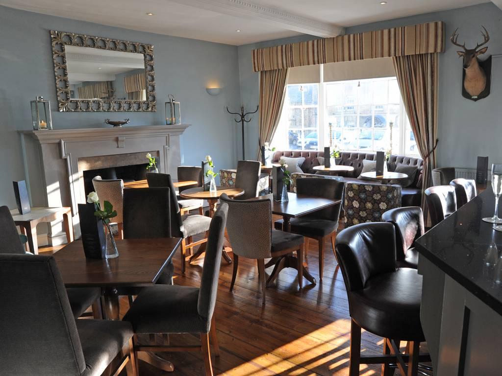 The Bar restaurant, The Kings Hotel