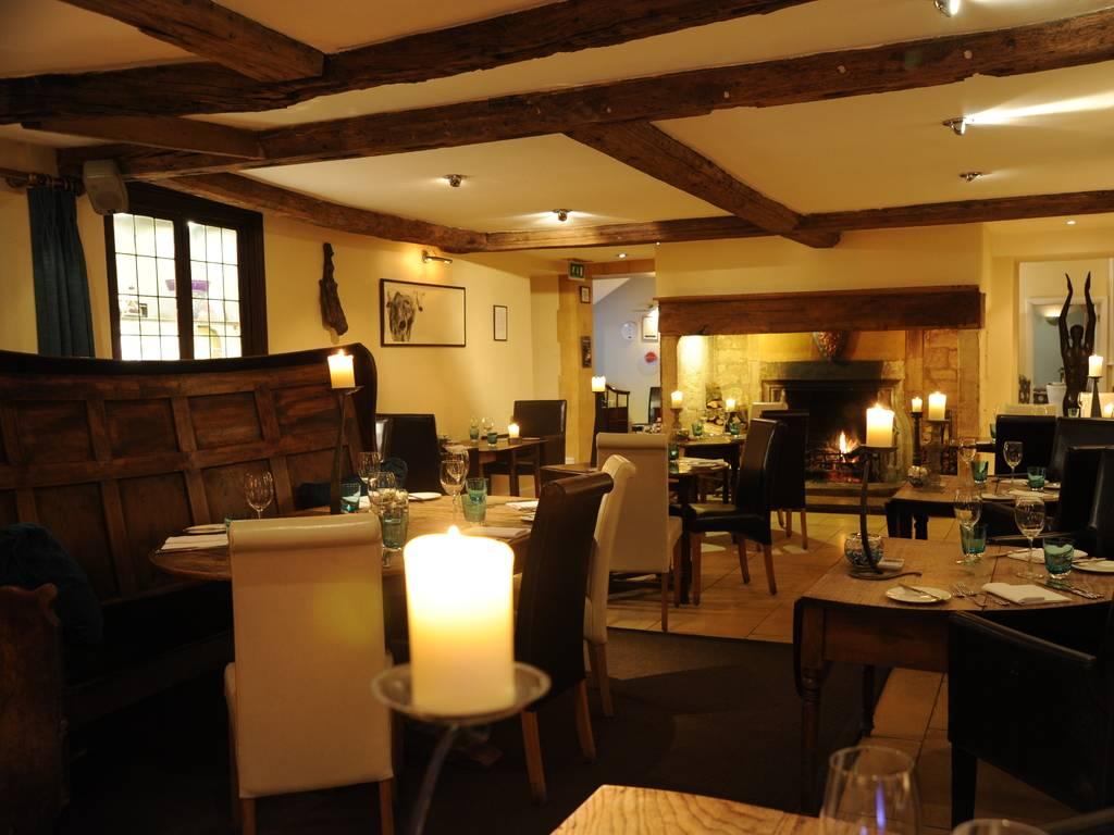 Restaurants restaurant, The Kings Hotel