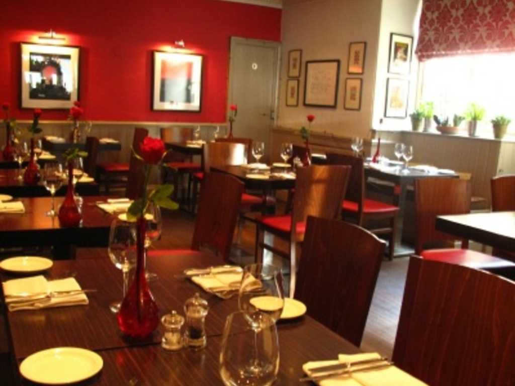 Menu restaurant, The Ormond at Tetbury