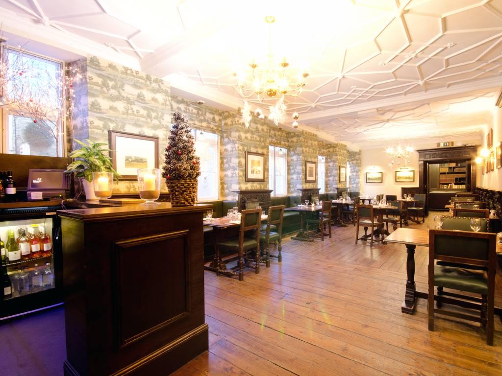 The Snooty restaurant, The Snooty Fox Inn