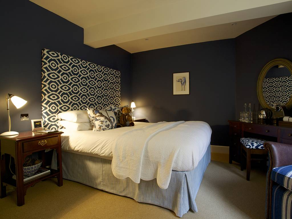 Double room, The Swan at Bibury