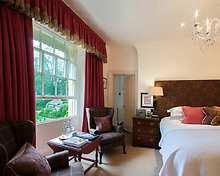 Excellent room, The Swan at Bibury