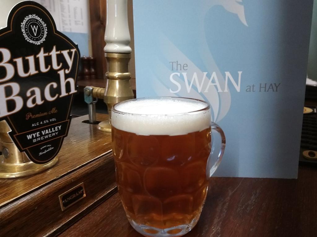 The Swan at Hay