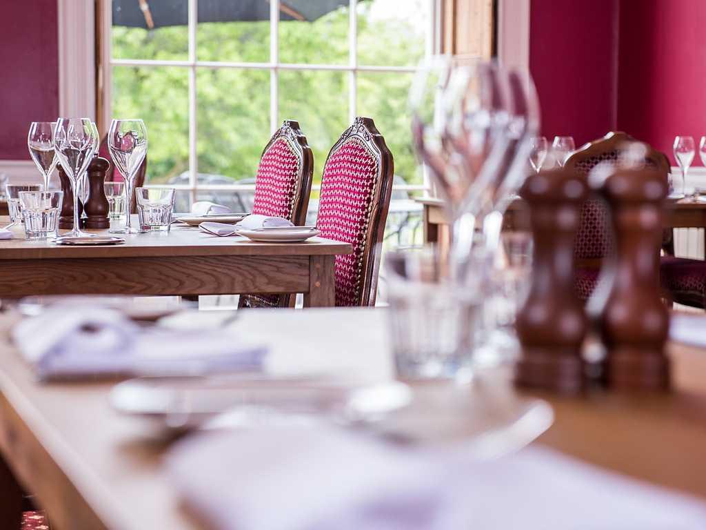 The Garden Room Restaurant restaurant, The Swan at Hay