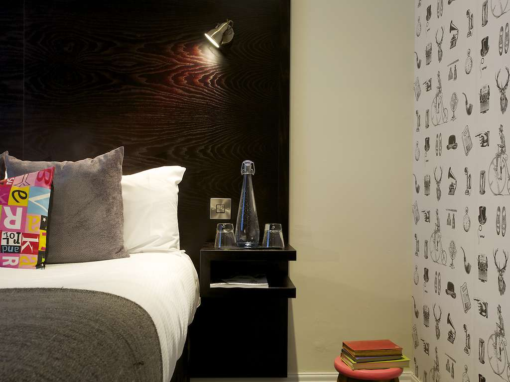 Comfy room, The Vicarage