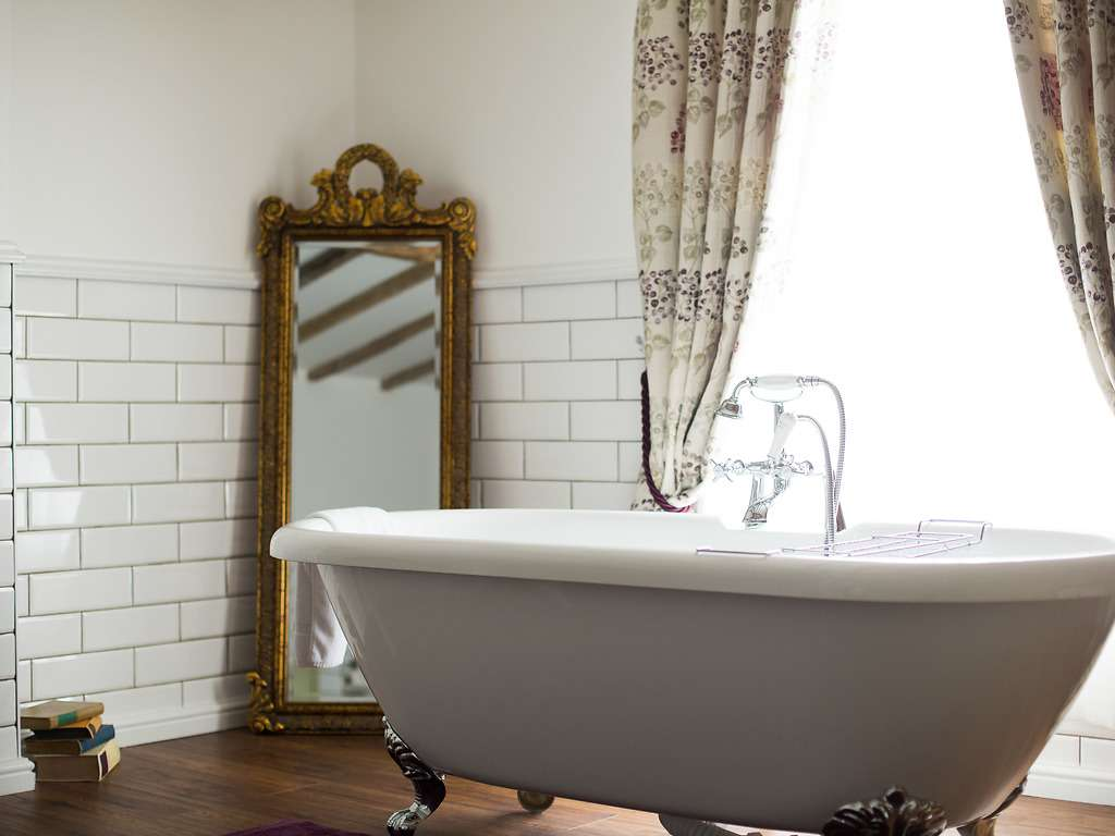 Signature King room, The Vicarage