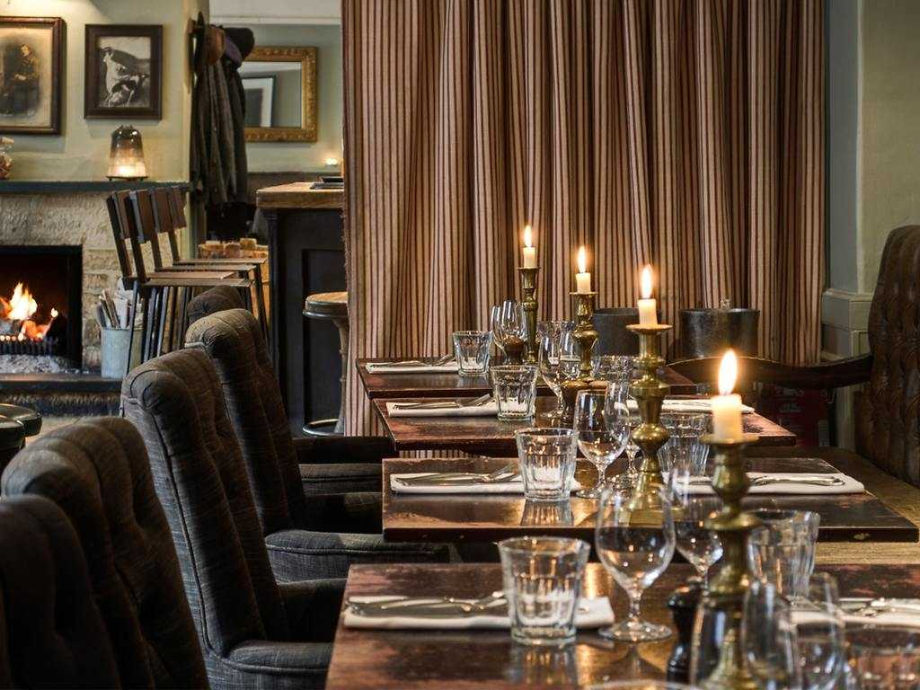 The Restaurant restaurant, The Wheatsheaf Inn