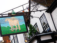 The White Horse, Dorking