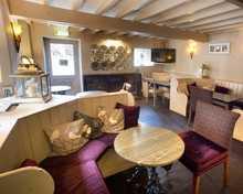 The Wordsworth Hotel : Dove Bistro restaurant, The Wordsworth Hotel & Spa