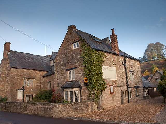 Tudor Farm House
