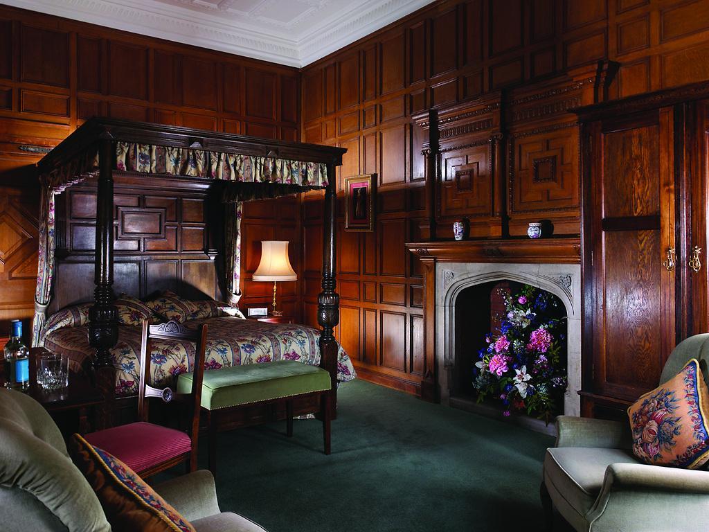 Master room, Tylney Hall
