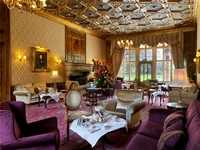 Lounge and Terrace restaurant, Tylney Hall