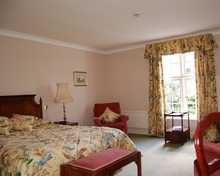 Deluxe room, Tylney Hall