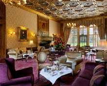 Lounge and Terrace restaurant, Tylney Hall