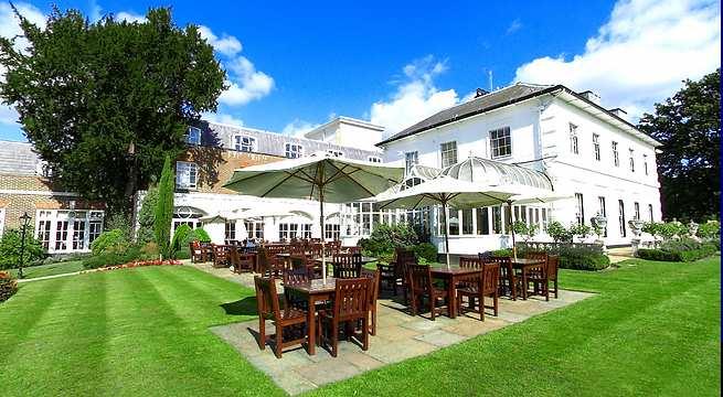 West Lodge Park Hotel