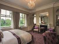 Junior room, Woodlands Park Hotel