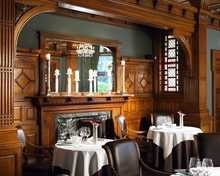 The Oak Room Restaurant restaurant, Woodlands Park Hotel