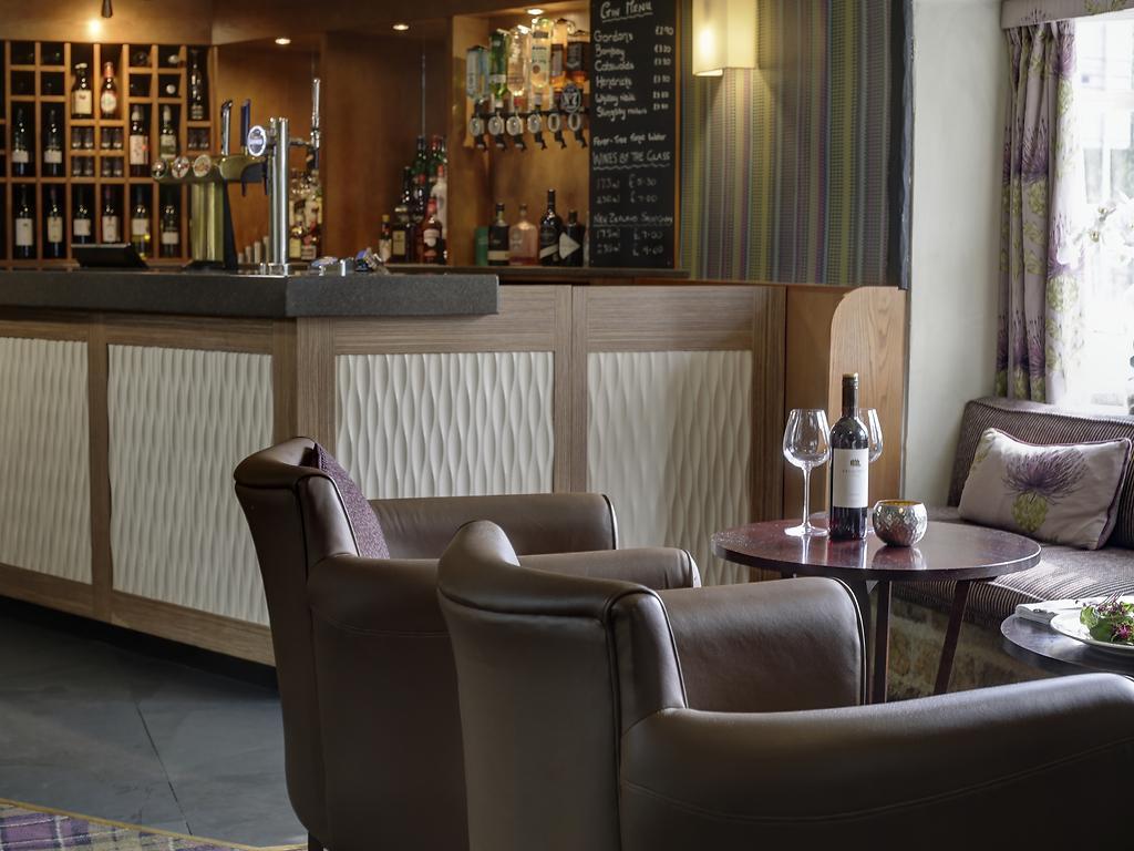 Lounge Bar restaurant, Wroxton House